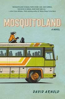 Picture of a book: Mosquitoland