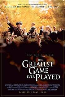 Picture of a movie: The Greatest Game Ever Played