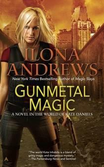 Picture of a book: Gunmetal Magic