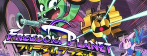 Image of Freedom Planet