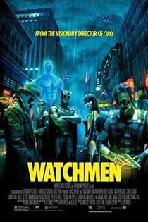 Picture of a movie: Watchmen