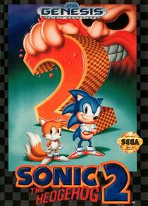 Picture of a game: Sonic The Hedgehog 2