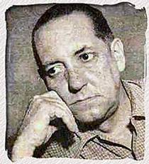 Picture of an author: Alejo Carpentier