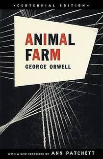 Picture of a book: Animal Farm