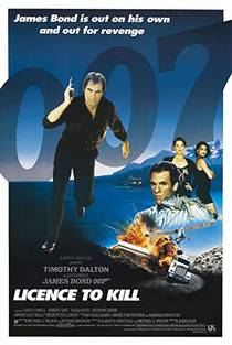 Picture of a movie: Licence To Kill