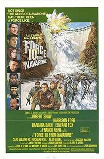 Picture of a movie: Force 10 From Navarone