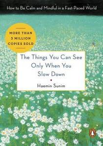 Picture of a book: The Things You Can See Only When You Slow Down: Guidance On The Path To Mindfulness From A Spiritual Leader