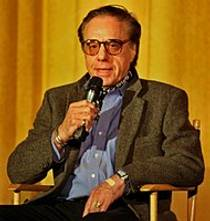 Picture of an author: Peter Bogdanovich