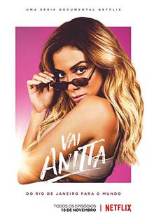 Picture of a TV show: Vai Anitta