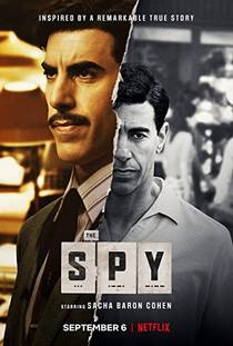 Picture of a TV show: The Spy