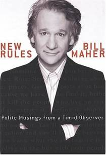 Picture of a book: New Rules: Polite Musings From A Timid Observer