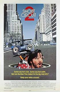 Picture of a movie: Short Circuit 2