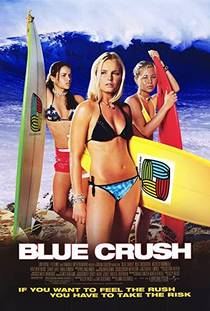 Picture of a movie: Blue Crush