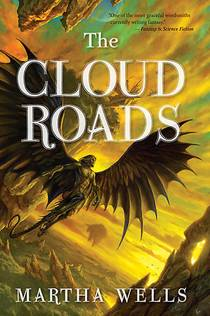 Picture of a book: The Cloud Roads