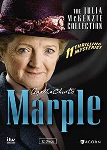 Picture of a TV show: Agatha Christie's Marple