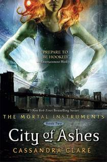 Picture of a book: City Of Ashes