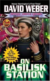 Picture of a book: On Basilisk Station