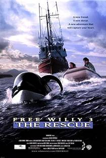 Picture of a movie: Free Willy 3: The Rescue