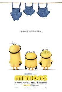 Picture of a movie: Minions