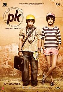 Picture of a movie: Pk