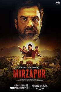 Picture of a TV show: Mirzapur