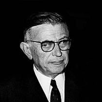 Picture of an author: Jean-Paul Sartre