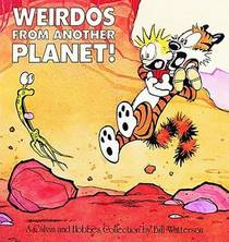 Picture of a book: Weirdos from Another Planet!