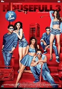 Picture of a movie: Housefull 3