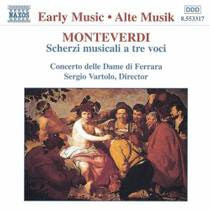 Picture of a band or musician: Claudio Monteverdi