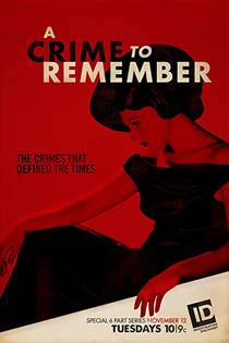 Picture of a TV show: A Crime To Remember