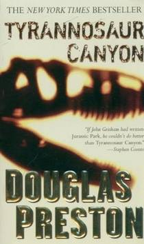 Picture of a book: Tyrannosaur Canyon