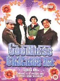 Picture of a TV show: Goodness Gracious Me