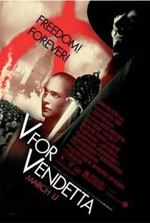 Picture of a movie: V For Vendetta