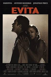 Picture of a movie: Evita