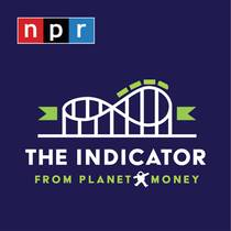 Picture of a podcast: The Indicator From Planet Money