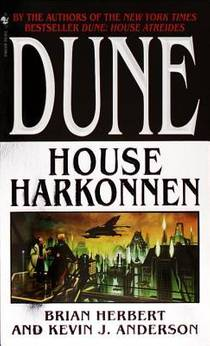 Picture of a book: House Harkonnen