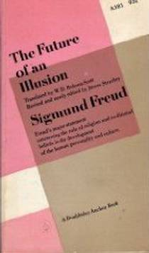 Picture of a book: The Future Of An Illusion