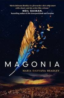 Picture of a book: Magonia