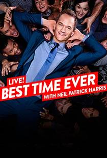 Picture of a TV show: Best Time Ever With Neil Patrick Harris