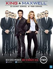 Picture of a TV show: King & Maxwell