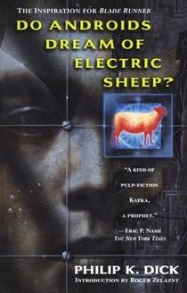 Picture of a book: Do Androids Dream Of Electric Sheep?