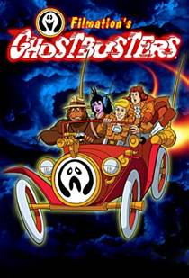 Picture of a TV show: The Original Ghostbusters