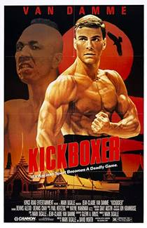 Picture of a movie: Kickboxer
