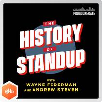 Picture of a podcast: The History Of Standup