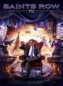 Picture of a game: Saints Row IV
