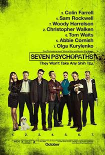 Picture of a movie: Seven Psychopaths