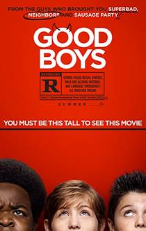 Picture of a movie: Good Boys
