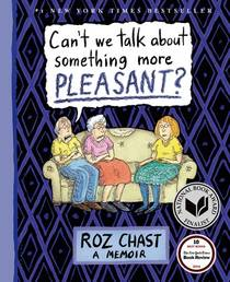 Picture of a book: Can't We Talk About Something More Pleasant?