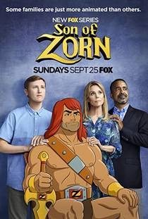 Picture of a TV show: Son Of Zorn