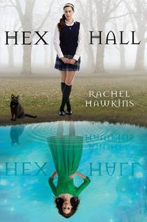 Picture of a book: Hex Hall